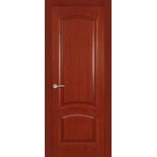 Ульяновская дверь Александрит красное дерево ДГ