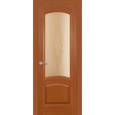 Ульяновская дверь Александрит тёмный анегри ДО