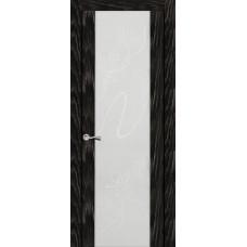 Ульяновская дверь Бриллиант чёрный абрикос ДО