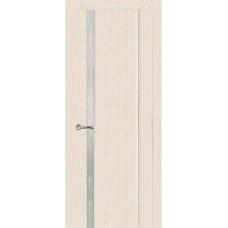 Ульяновская дверь Бриллиант-1 ясень крем ДО