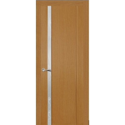 Ульяновская дверь Бриллиант-1 светлый анегри ДО