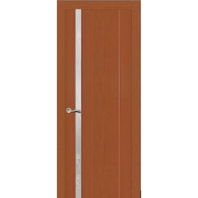 Ульяновская дверь Бриллиант-1 тёмный анегри ДО