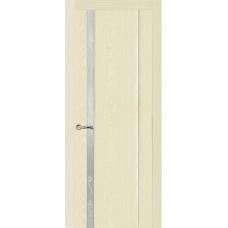 Ульяновская дверь Бриллиант-1 ясень ваниль ДО