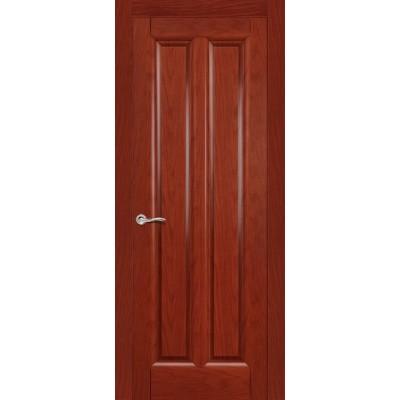 Ульяновская дверь Крит красное дерево ДГ