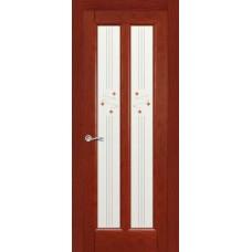 Ульяновская дверь Крит красное дерево ДО