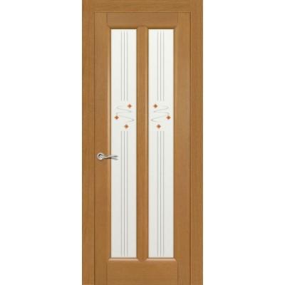 Ульяновская дверь Крит светлый анегри ДО