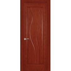 Ульяновская дверь Сафари красное дерево ДГ
