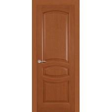 Ульяновская дверь Топаз тёмный анегри ДГ