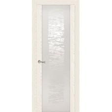 Ульяновская дверь Вейчи белый ясень ДО