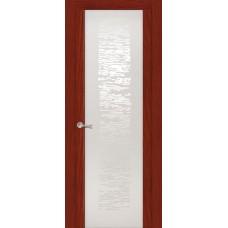 Ульяновская дверь Вейчи красное дерево ДО