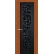 Ульяновская дверь Вейчи тёмный анегри ДО чёрное