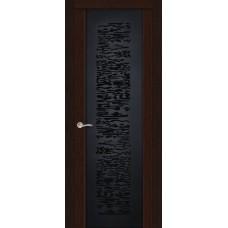 Ульяновская дверь Вейчи венге ДО чёрное