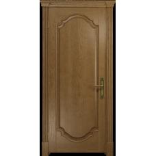 Ульяновская дверь Валенсия-2 ясень античный глухая