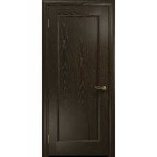 Ульяновская дверь Торино ясень венге глухая