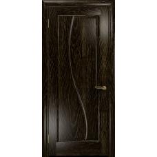 Ульяновская дверь Фрея-1 ясень венге золото глухая