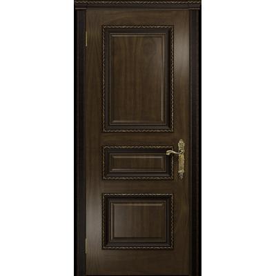 Ульяновская дверь Версаль-2 Декор американский орех тонированный глухая