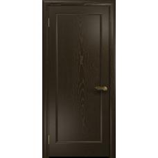 Ульяновская дверь Миланика-1 ясень венге глухая