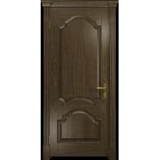 Ульяновская дверь Валенсия-1 американский орех глухая