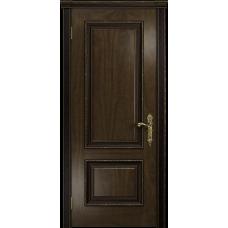 Ульяновская дверь Версаль-1 Декор американский орех тонированный глухая