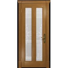 Ульяновская дверь Неаполь анегри стекло белое пескоструйное «порта»