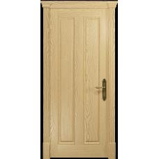 Ульяновская дверь Неаполь ясень ваниль глухая