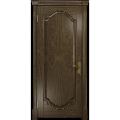 Ульяновская дверь Валенсия-2 американский орех глухая