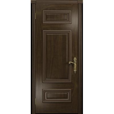 Ульяновская дверь Версаль-4 американский орех глухая