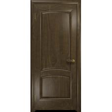 Ульяновская дверь Ровере американский орех глухая