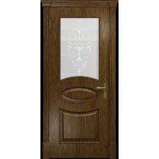 Ульяновская дверь Санремо сукупира стекло белое пескоструйное «италия»