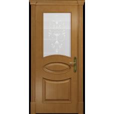 Ульяновская дверь Санремо анегри стекло белое пескоструйное «италия»