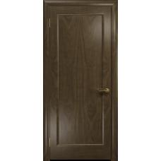 Ульяновская дверь Миланика-1 американский орех глухая