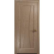 Ульяновская дверь Соната-1 дуб глухая