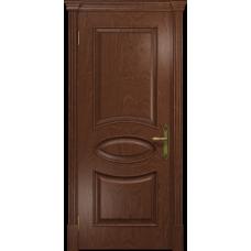 Ульяновская дверь Санремо красное дерево глухая