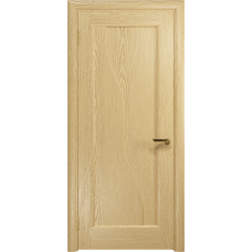 Ульяновская дверь Торино ясень ваниль глухая