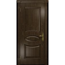 Ульяновская дверь Санремо американский орех тонированный глухая