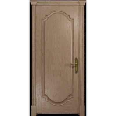 Ульяновская дверь Валенсия-2 дуб глухая