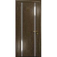 Ульяновская дверь Триумф-2 американский орех стекло триплекс зеркало