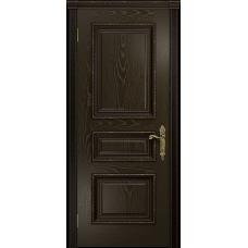 Ульяновская дверь Версаль-2 Декор ясень венге глухая