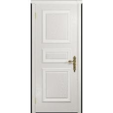 Ульяновская дверь Версаль-3 ясень белый глухая