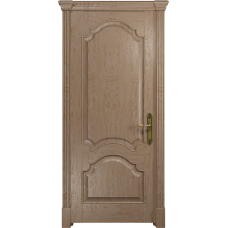 Ульяновская дверь Валенсия-1 дуб глухая