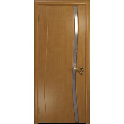 Ульяновская дверь Грация-1 анегри стекло триплекс зеркало