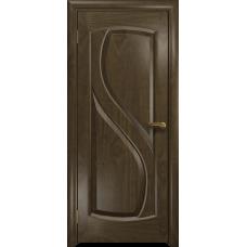 Ульяновская дверь Диона-1 американский орех глухая