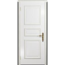 Ульяновская дверь Версаль-3 эмаль белая глухая