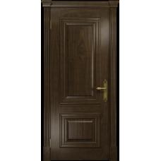 Ульяновская дверь Кардинал американский орех тонированный глухая