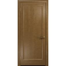 Ульяновская дверь Миланика-1 ясень античный глухая