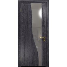 Ульяновская дверь Торелло абрикос стекло триплекс зеркало