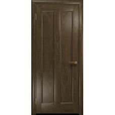Ульяновская дверь Тесей американский орех глухая
