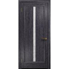Ульяновская дверь Миланика-2 абрикос стекло белое пескоструйное «миланика-2»