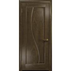 Ульяновская дверь Фрея-1 американский орех глухая