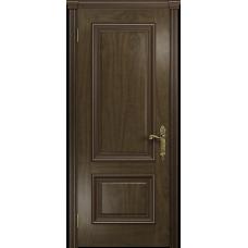Ульяновская дверь Версаль-1 американский орех тонированный глухая